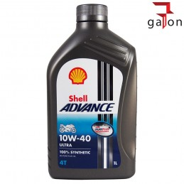 SHELL HELIX ADVANCE ULTRA 4T 10W40 1L