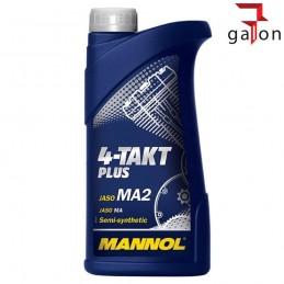 MANNOL 4-TAKT PLUS 10W40 1L | Sklep Online Galonoleje.pl