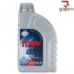 FUCHS TITAN GT1 PRO C2 5W30 1L | Sklep Online Galonoleje.pl