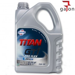 FUCHS TITAN GT1 PRO FLEX 5W30 4L | Sklep Online Galonoleje.pl
