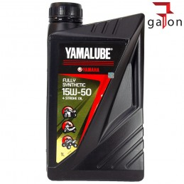 YAMALUBE 4-FS FULL SYNTHETIC 4T 15W50 1L