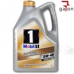 MOBIL 1 FS 0W40 5L | Sklep Online Galonoleje.pl