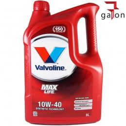 VALVOLINE MAXLIFE DIESEL 10W40 5L