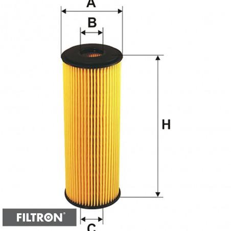 FILTRON FILTR OLEJU OE640/3