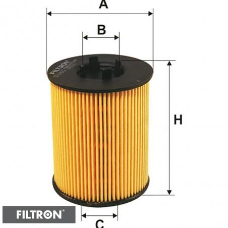 FILTRON FILTR OLEJU OE648/2