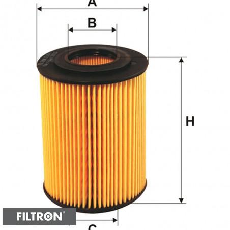 FILTRON FILTR OLEJU OE648/4
