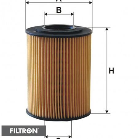 FILTRON FILTR OLEJU OE648/8