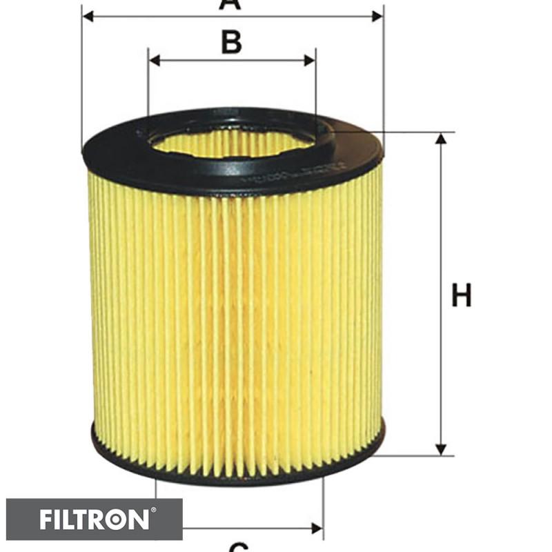 FILTRON FILTR OLEJU OE649/9