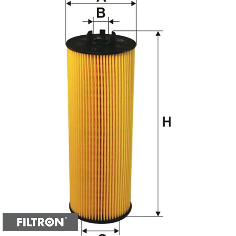 FILTRON FILTR OLEJU OE650