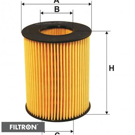 FILTRON FILTR OLEJU OE665