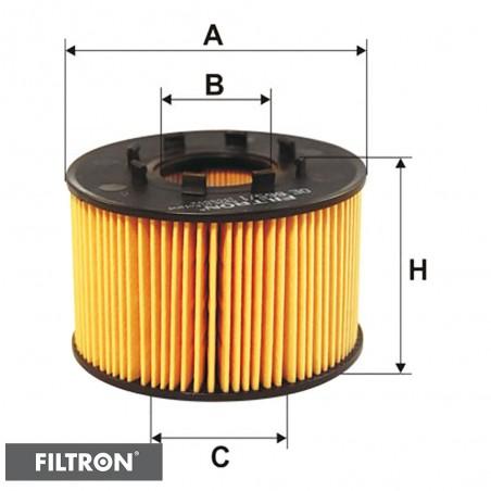 FILTRON FILTR OLEJU OE665/1