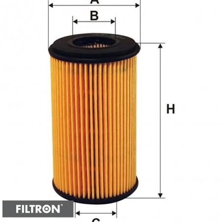 FILTRON FILTR OLEJU OE666