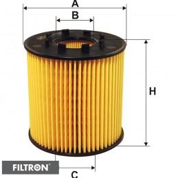 FILTRON FILTR OLEJU OE666/1