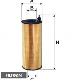 FILTRON FILTR OLEJU OE672/2