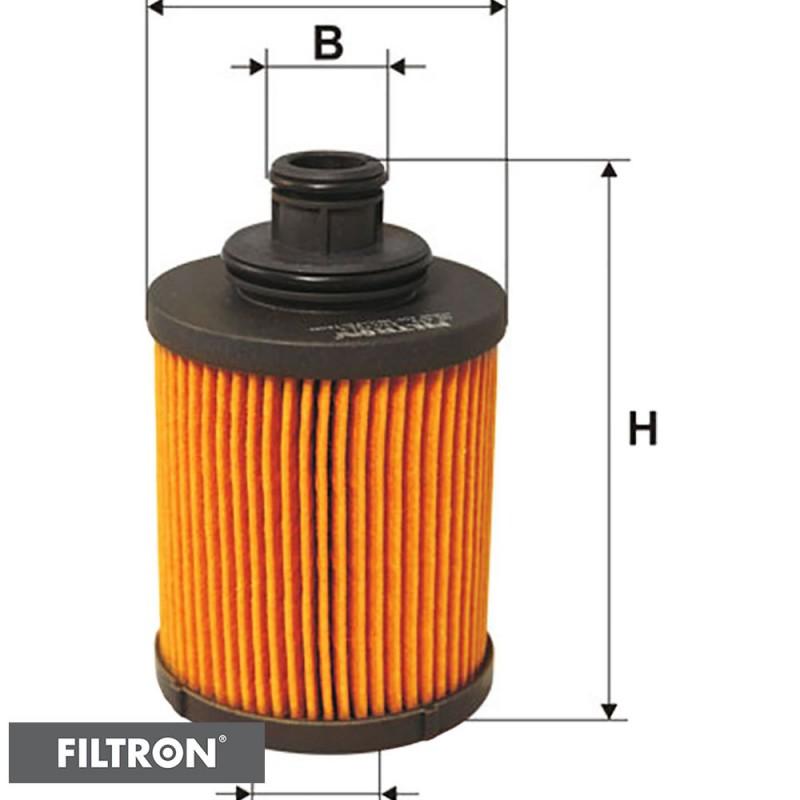 FILTRON FILTR OLEJU OE682