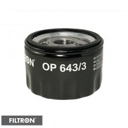 FILTRON FILTR OLEJU OP643/3