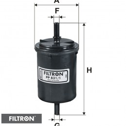 FILTRON FILTR PALIWA PP831/1