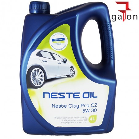NESTE CITY PRO C2 5W30 4L