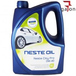 NESTE CITY PRO 0W40 4L