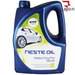 NESTE CITY PRO 0W20 4L