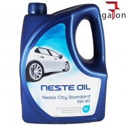 NESTE CITY STANDARD 5W40 4L