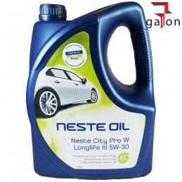 NESTE CITY PRO LONGLIFE III 5W30 4L