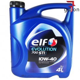 ELF EVOLUTION 700 STI 10W40 4LELF EVOLUTION 700 STI 10W40 4L | Sklep Online Galonoleje.pl