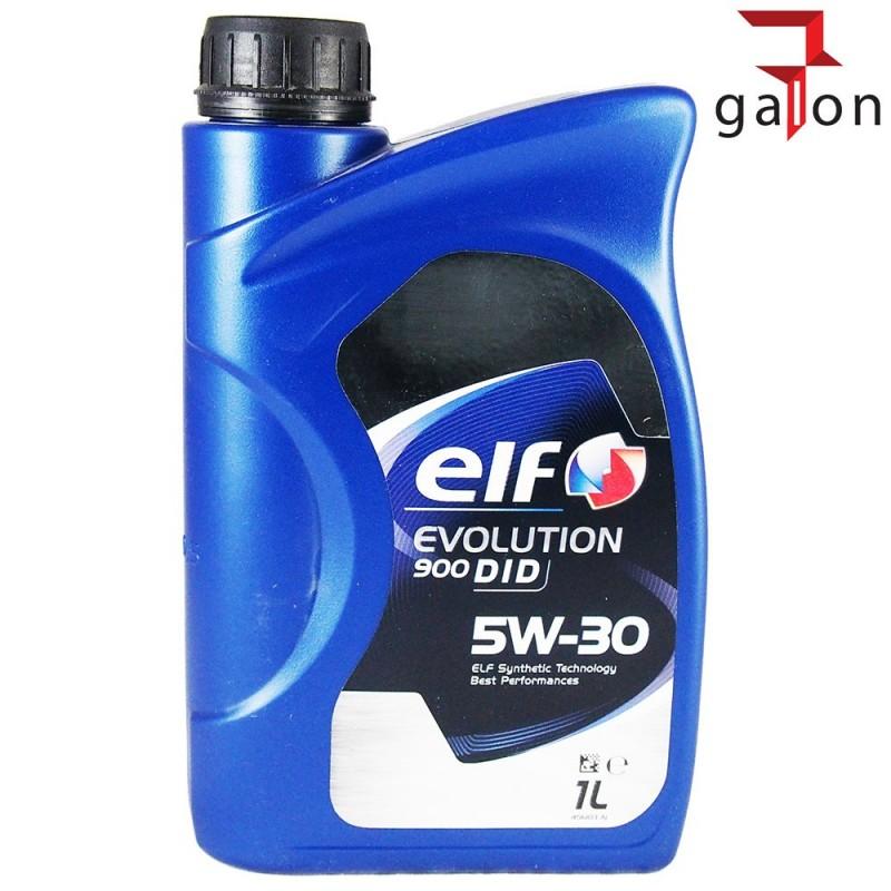 ELF EVOLUTION 900 DID 5W30 | Sklep Online Galonoleje.pl