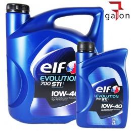 ELF EVOLUTION 700 STI 10W40 6L | Sklep Online Galonoleje.pl