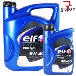 ELF EVOLUTION 900 NF 5W40 6L | Sklep Online Galonoleje.pl