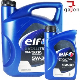 ELF EVOLUTION 900 SXR 5W30 6L (5L + 1L)