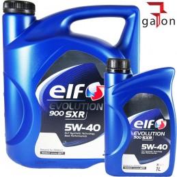 ELF EVOLUTION 900 SXR 5W40 5L | Sklep Online Galonoleje.pl