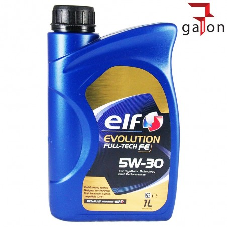 ELF EVOLUTION FULL-TECH FE 5W30 1L