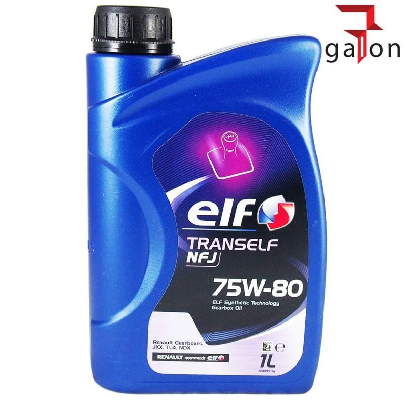 ELF TRANSELF NFJ 75W80 1L