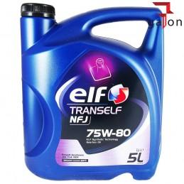 ELF TRANSELF NFJ 75W80 5L | Sklep Online Galonoleje.pl