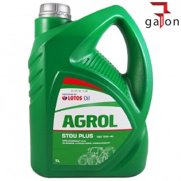 LOTOS AGROL STOU PLUS 10W40 5L
