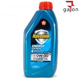 TEXACO HAVOLINE ENERGY 0W30 1L| Sklep Online Galonoleje.pl