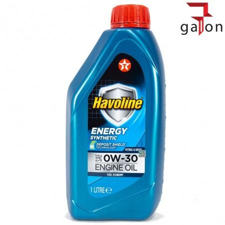 TEXACO HAVOLINE ENERGY 0W30 1L