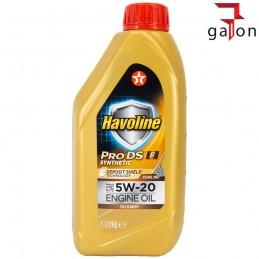 TEXACO HAVOLINE PRO DS F 5W20 1L | Sklep Online Galonoleje.pl