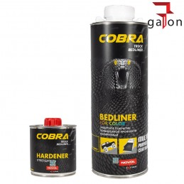 NOVOL COBRA TRUCK BEDLINER 600mL FOR COLOR|Sklep Online Galonoleje.pl