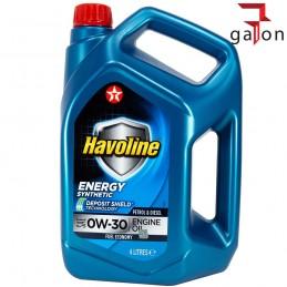 TEXACO HAVOLINE ENERGY 0W30 4L| Sklep Online Galonoleje.pl
