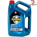 TEXACO HAVOLINE ENERGY 0W20 4L| Sklep Online Galonoleje.pl