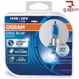 OSRAM COOL BLUE BOOST H7 12V 75W PGJ19-5d 5000K