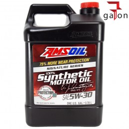 AMSOIL SIGNATURE SERIES 100%SYNTHETIC OIL 5W30 3,78L ASL|Galonoleje.pl
