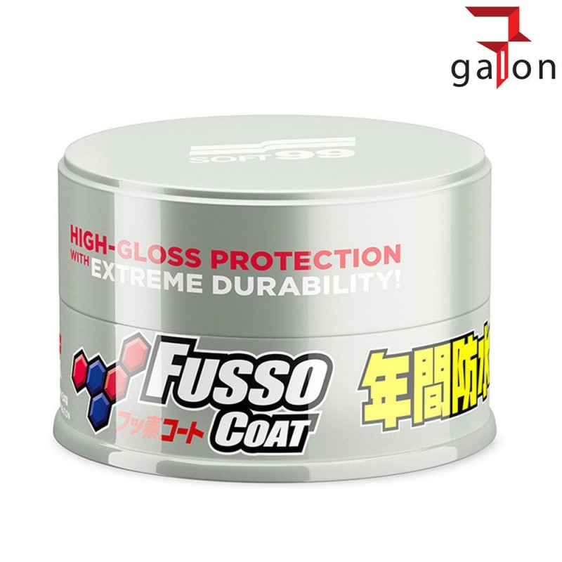 SOFT99 NEW FUSSO COAT 12 MONTHS WAX LIGHT 200G|Sklep Galonoleje.pl
