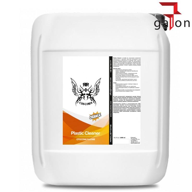 RRC PLASTIC CLEANER 5L | Sklep Online Galonoleje.pl