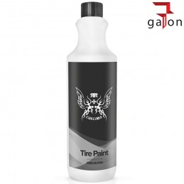 RR CUSTOMS TIRE PAINT 1L | Sklep Online Galonoleje.pl