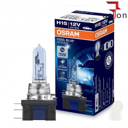 OSRAM COOL BLUE INTENSE H15 12V 15/55W PGJ23t-1
