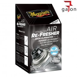 MEGUIARS AIR RE-FRESHER BLACK CHROME G181302 - neutralizator zapachów