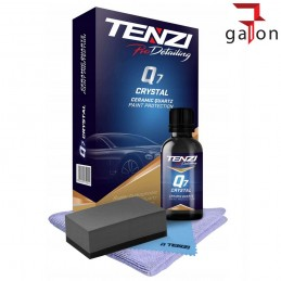 TENZI PRODetailing Q7 CRYSTAL 50ML ZESTAW - powłoka ceramiczno-kwarcowa